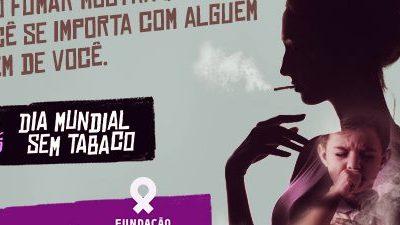 Dia Mundial sem Tabaco – importe-se com alguém além de você