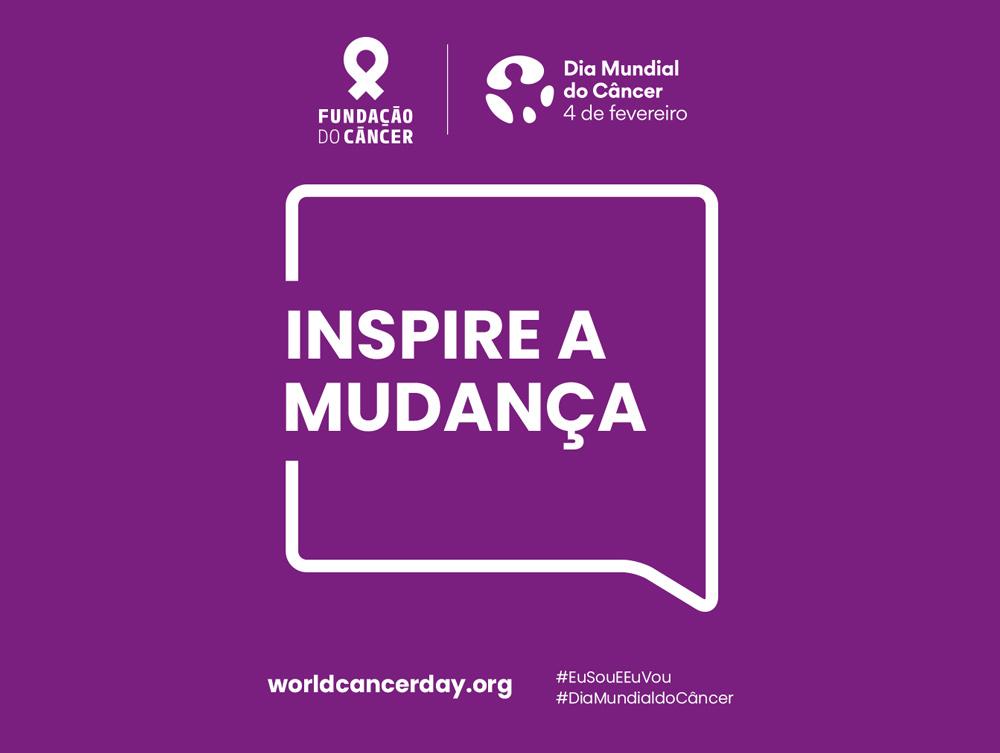 Campanha da Fundação do Câncer quer conhecer histórias inspiradoras